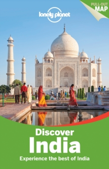 Lonely Planet Discover India, Paperback Book