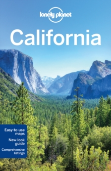 Lonely Planet California, Paperback Book