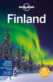 Lonely Planet Finland, Paperback Book