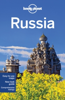 Lonely Planet Russia, Paperback Book