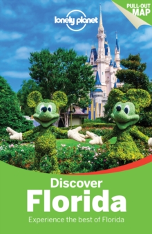 Lonely Planet Discover Florida, Paperback Book