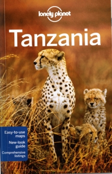 Lonely Planet Tanzania, Paperback Book