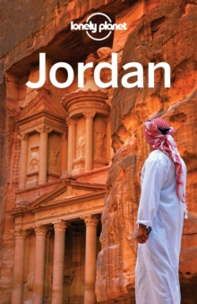 Lonely Planet Jordan, Paperback Book
