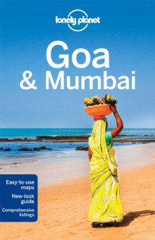 Lonely Planet Goa & Mumbai, Paperback / softback Book