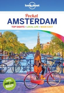 Lonely Planet Pocket Amsterdam, Paperback Book