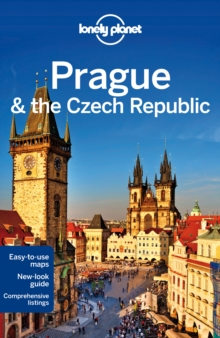 Lonely Planet Prague & the Czech Republic, Paperback Book