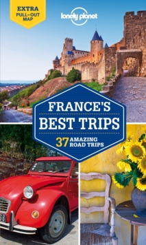 Lonely Planet France's Best Trips, Paperback Book