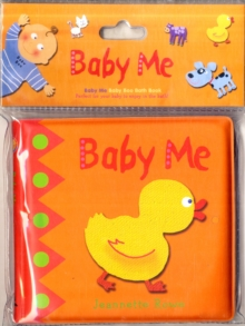 Baby Me - Baby Book Bath Books, Bath book Book