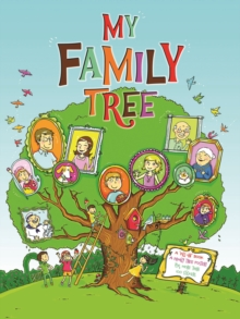 My Family Tree, Hardback Book