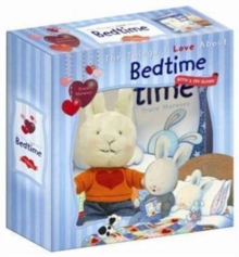 The Things I Love About Bedtime with Bunny, Hardback Book