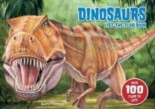 Dinosaurs Lift The Flap Book, Hardback Book