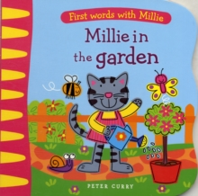Millie in the Garden, Board book Book