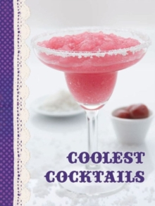 Shopping Recipe Notes-Coolest Cocktails : Tear Out Recipe Notes,  Book