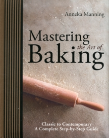 Mastering the Art of Baking, Hardback Book