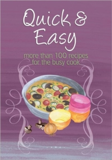 Easy Eats: Quick & Easy, Paperback / softback Book