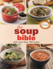 The Soup Bible, Paperback Book