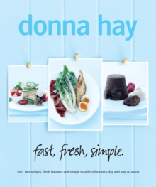 Fast, Fresh, Simple, Paperback Book