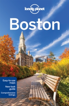 Lonely Planet Boston, Paperback Book