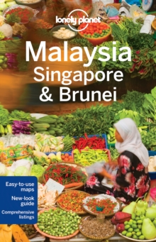 Lonely Planet Malaysia, Singapore & Brunei, Paperback Book