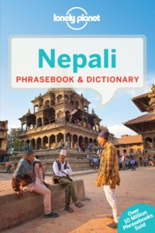 Lonely Planet Nepali Phrasebook & Dictionary, Paperback Book