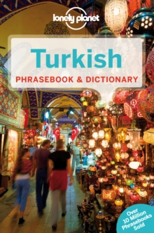 Lonely Planet Turkish Phrasebook & Dictionary, Paperback Book