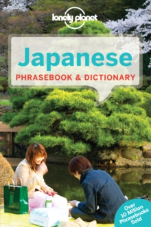 Lonely Planet Japanese Phrasebook & Dictionary, Paperback Book