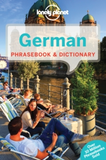 Lonely Planet German Phrasebook & Dictionary, Paperback Book