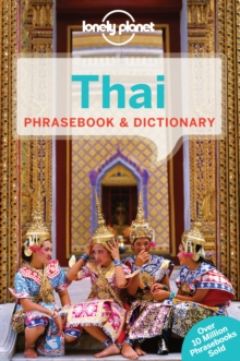 Lonely Planet Thai Phrasebook & Dictionary, Paperback Book