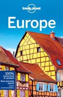 Lonely Planet Europe, Paperback Book