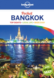 Lonely Planet Pocket Bangkok, Paperback Book