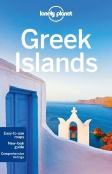 Lonely Planet Greek Islands, Paperback Book