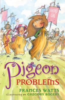 Pigeon Problems: Sword Girl Book 6, Paperback Book