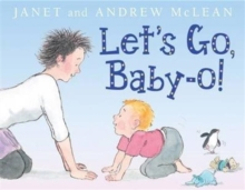 Let's Go, Baby-o!, Board book Book