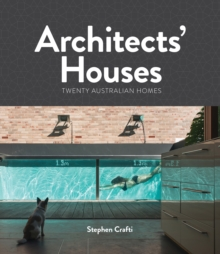 Architects' Houses, Hardback Book