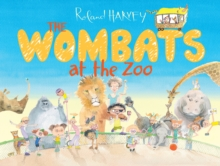 The Wombats at the Zoo, Paperback / softback Book