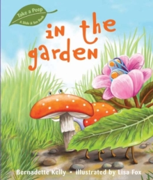 Take A Peep in the Garden, Hardback Book