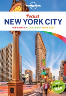 Lonely Planet Pocket New York City, Paperback Book