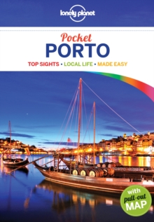 Lonely Planet Pocket Porto, Paperback Book
