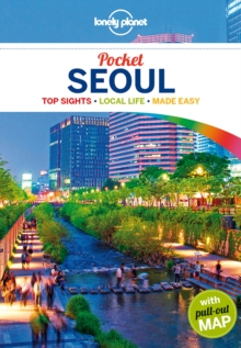 Lonely Planet Pocket Seoul, Paperback Book