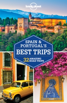 Lonely Planet Spain & Portugal's Best Trips, Paperback / softback Book