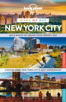 Lonely Planet Make My Day New York City, Spiral bound Book