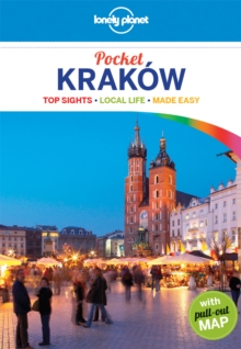Lonely Planet Pocket Krakow, Paperback Book
