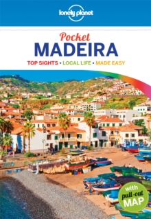 Lonely Planet Pocket Madeira, Paperback Book