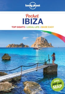 Lonely Planet Pocket Ibiza, Paperback Book