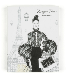 Chic: A Fashion Odyssey - Megan Hess Boxed Notecard Set, Other printed item Book