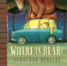 Where Is Bear? : Little Hare Books, Hardback Book