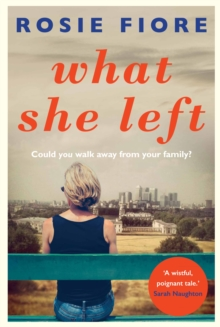 What She Left, Paperback / softback Book