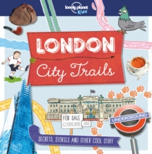 City Trails - London, Paperback Book