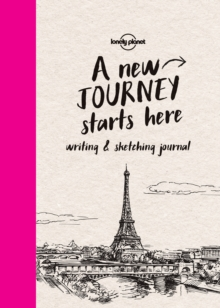 Lonely Planet Writing & Sketching Journal, Paperback Book