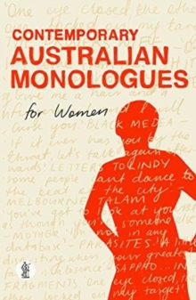 Contemporary Australian Monologues for Women, Paperback / softback Book